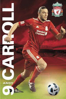 "Andy Carroll ""SuperAction"" (Liverpool) - GB Eye 2011"