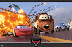 "Cars 2 ""Action Trio"" - Trends International"