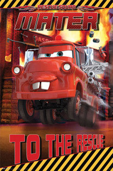"Disney-Pixar Cars ""Mater to the Rescue"" - Trends International"