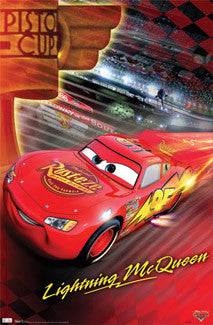 "Disney-Pixar Cars ""Piston Cup"" - Trends International"