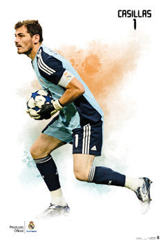 "Iker Casillas ""SuperAction"" (2010/11) - G.E. (Spain)"