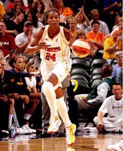 "Tamika Catchings ""Superstar"" Indiana Fever WNBA Premium Poster Print - Photofile 16x20"