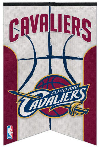 Cleveland Cavaliers Official NBA Basketball Team Log