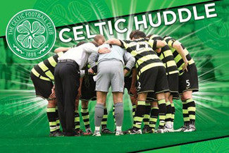 "Celtic FC ""The Huddle"" - Pyramid Posters (UK)"
