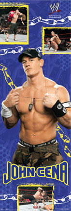 "John Cena ""Big-Time"" (Door-Sized) - Trends 2008"