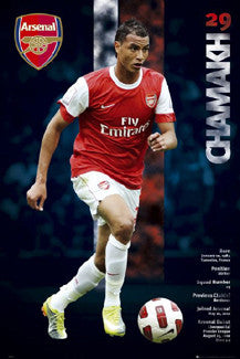 "Marouane Chamakh ""Arsenal Action"" - GB Eye 2010"
