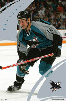 "Jonathan Cheechoo ""Superstar"" - Costacos 2007"