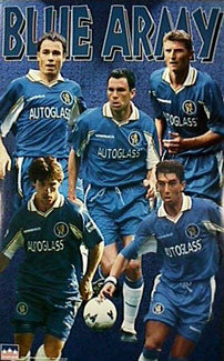 "Chelsea ""Blue Army"" - Starline Inc. 1997"