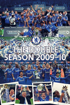 "Chelsea FC ""The Double 2010"" Commemorative - GB Eye (UK)"