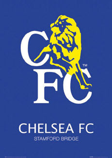 Chelsea FC Club Badge (1986-2004) - GB Posters 2004