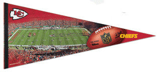 "KC Chiefs ""Gameday"" EXTRA-LARGE Premium Felt Pennant - Wincraft"