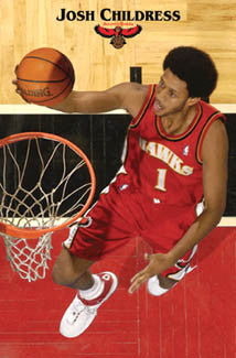 "Josh Childress ""Super Action"" - Costacos 2007"