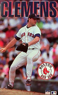 "Roger Clemens ""Action 93"" - Starline Inc. 1993"