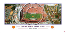 Home of the Tigers (Memorial Stadium, Clemson) - R. Anderson