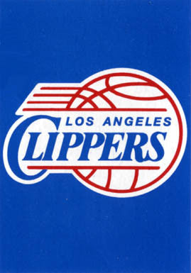 L.A. Clippers Team Logo Banner - NCE Inc.