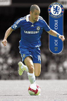 "Joe Cole ""Intensity"" (Chelsea FC) - GB Eye 2008"