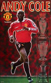 "Andy Cole ""Champion"" - Starline Inc. 1999"