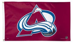 Colorado Avalanche Official NHL Hockey Team Deluxe-Edition 3'x5' Banner FLAG - Wincraft Inc.