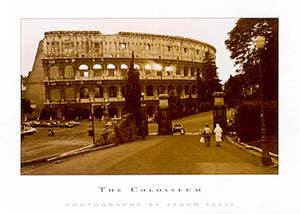"""The Colosseum"" by Jason Ellis - Image Source 2003"