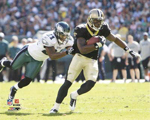 "Marques Colston ""Eagle Evasion"" (2009) - Photofile 16x20"