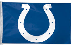 Indianapolis Colts Official NFL Football 3'x5' Flag - Wincraft Inc.