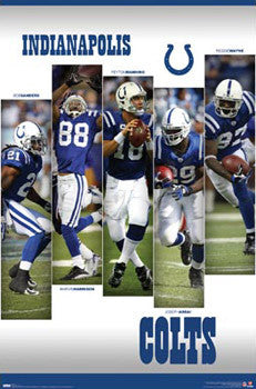 "Indianapolis Colts ""Five Alive"" - Costacos 2008"