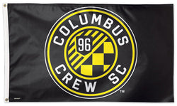 Columbus Crew Official MLS Soccer DELUXE 3' x 5' Flag - Wincraft Inc.