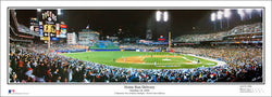 "Comerica Park Detroit Tigers ""Home Run Delivery"" (2006 ALCS) Panoramic Poster Print - Everlasting Images"