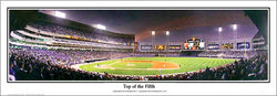 "Chicago White Sox ""Top of the Fifth"" New Comiskey Park Panoramic Poster Print - Everlasting Images"