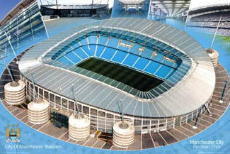 """City of Manchester Stadium"" - GB 2005"
