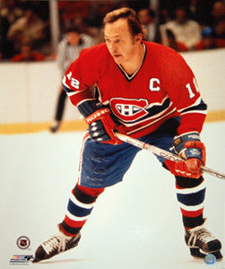 "Yvan Cournoyer ""Legend"" (c.1975) Montreal Canadiens Premium Poster Print - Photofile Inc."