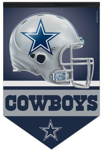 Dallas Cowboys NFL Football Premium Felt Banner - Wincraft Inc.