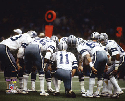 Danny White and the Dallas Cowboys SUPER BOWL XII (1978) - Photofile Inc.