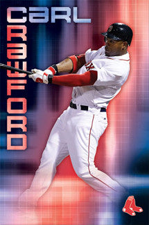 "Carl Crawford ""Sox Star"" - Costacos 2011"