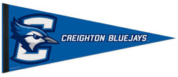 Creighton Bluejays NCAA Sports Team Logo Premium Felt Pennant - Wincraft Inc.