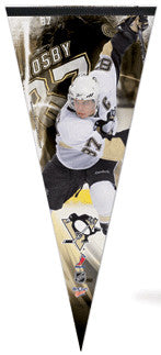 Sidney Crosby Oversized Premium Pennant - Wincraft 2009