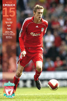 "Peter Crouch ""Superstar"" - GB 2007"