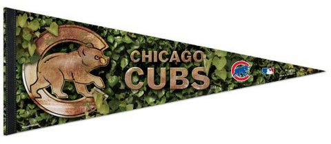 "Chicago Cubs ""Ivy"" Premium Felt Collector's Pennant - Wincraft"