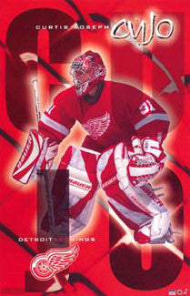 "Curtis Joseph ""Red Dog"" - Starline 2002"