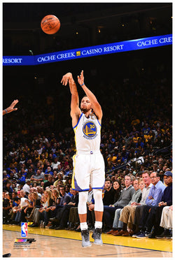 Stephen Curry Poster Perfection Collection #2 Golden State Warriors Premium 24x36 Poster Print