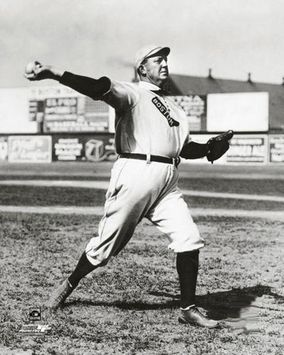 "Cy Young ""Legend"" Boston Red Sox 1908 Premium Poster Print (Cooperstown Collection) - Photofile Inc."