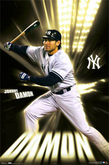 "Johnny Damon ""Bright Lights"" - Costacos 2006"