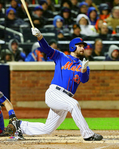 "Daniel Murphy ""Locked In"" New York Mets 2015 NLCS Premium 16x20 Poster Print - Photofile"