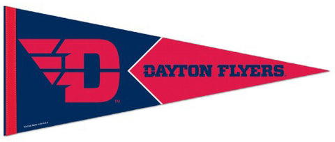 Dayton Flyers Official NCAA Sports Team Logo Premium Felt Pennant - Wincraft Inc.