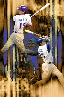 "Arizona Diamondbacks ""Snake Eyes"" - Costacos 2005"