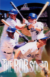 "Arizona Diamondbacks ""The BOB Squad"" - Costacos 1998"