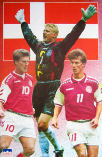 Team Denmark '98 - Starline Worldwide (UK)