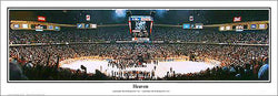 "New Jersey Devils ""Heaven"" 1995 Stanley Cup Champs Panoramic Print - Everlasting Images"
