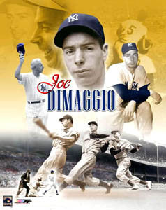 "Joe DiMaggio ""#5 Forever"" - Photofile Inc."