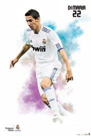 "Angel di Maria ""SuperAction"" (Real Madrid 2010/11) - G.E."
